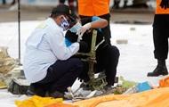 Авиакатастрофа в Индонезии: найдены черные ящики