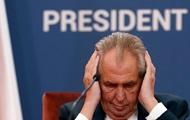 Президент Чехии сравнил штурм Капитолия с украинским Майданом
