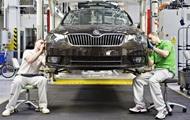 В Україні автовиробництво впало майже на третину за рік