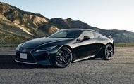 Lexus представив обмежену партію спорткара