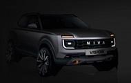 АвтоВАЗ показав концепт нової Lada Niva