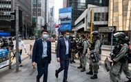 Поліція Гонконгу затримала українця - ЗМІ