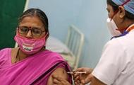 В Індії почалася вакцинація від коронавірусу