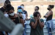 У Бразилії виявили повторні випадки зараження новими штамами COVID-19