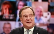 Партію Меркель очолив Армін Лашет
