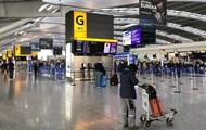 Кількість авіапасажирів у 2020 році впала на 60 відсотків