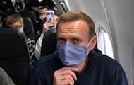 Самолет с Навальным приземлился в Шереметьево