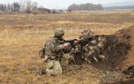 У зоні ООС позиції ЗСУ обстріляли з гранатомета