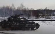 У ЗСУ провели зимові танкові стрільби