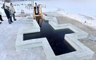 На Водохреща на водних об'єктах чергуватимуть дві тисячі рятувальників