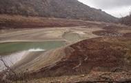 У Криму очікують продовження посухи в 2021 році