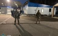 По материалам СБУ в 2020 году осудили 12 пограничников и четырех таможенников