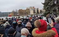 В Україні тривають тарифні протести