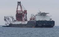 """23 января, 13:04 Способное достроить """"Северный поток - 2"""" судно прибыло в немецкий порт Висмар"""