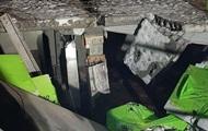 В Киеве из-под завалов спасли двух строителей