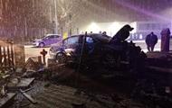 Пьяный водитель-украинец в Польше снес надгробия