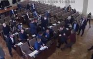 В Ізюмі Харківської області побилися депутати