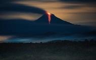 На острове Ява проснулся вулкан