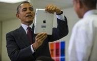 ObamaPad и Teorem Макрона. Смартфоны президентов