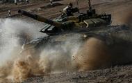 РФ начинает военные маневры возле границы Украины