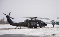 В США разбился военный вертолет: есть погибшие