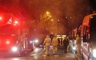 Число жертв пожара в бухарестской больнице выросло до 20