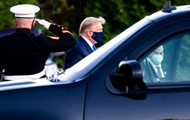 СМИ узнали о сокрытии данных о тяжести течения коронавируса у Трампа