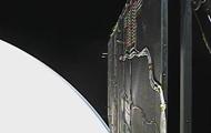 Китайский зонд Тяньвэнь снял видео на орбите Марса