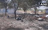В Индии при взрыве на фабрике погибли 16 человек