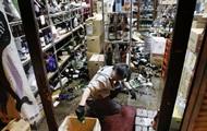Землетрясение в Японии: 30 пострадавших и миллион домов без света