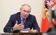 Путин заявил, что Россия «не бросит Донбасс»