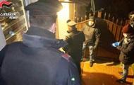В Италии задержали 45 человек, подозреваемых в связях с мафией