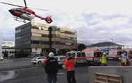 В офисе сети супермаркетов Lidl в Германии произошел взрыв