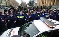 Саакашвили уже строит планы. Политкризис в Грузии