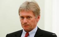 В Кремле отреагировали на санкции по Медведчуку