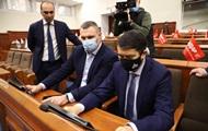 Кличко зацікавив Разумкова системою голосування Київради