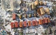 На Херсонщині СБУ виявила схованку з боєприпасами