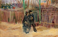 Картину Ван Гога 1887 года впервые покажут публике