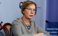 Денісова заявила про замороження переговорів щодо обміну полоненими
