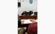 В Чернигове судья заснул во время заседания