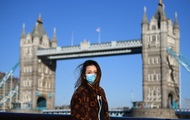 В Британии снижается число случаев COVID-19