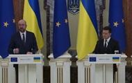 Зеленський і Мішель обговорили Крим і ПП-2