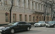 Кортеж Порошенко нарушил правила движения