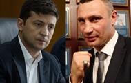 Рейтинг довіри українців: у лідерах Зеленський і Кличко