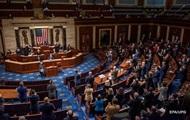 Сенат США одобрил экономический план на ,9 трлн