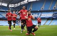 Манчестер Юнайтед в напряженном дерби одолел Манчестер Сити