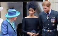 Букингемский дворец отреагировал на интервью Меган Маркл