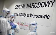 В Польше заявили о «черном» сценарии пандемии