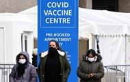 Британия к Пасхе намерена вакцинировать всех, кому за 40 — СМИ