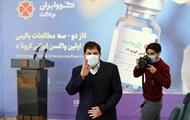 Иран приступил к испытаниям на людях отечественной вакцины
